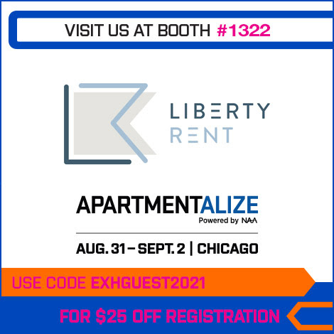 Liberty Rent NAA Event